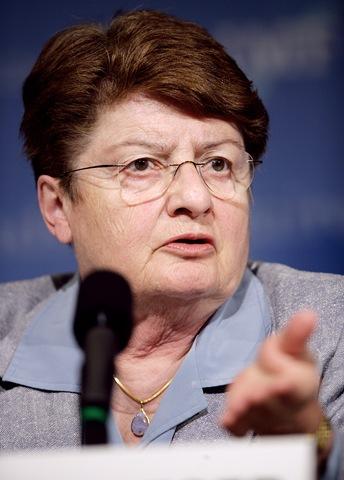 First Deputy Managing Director Anne Krueger