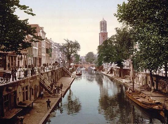 Hamburgerbrug-Utrecht